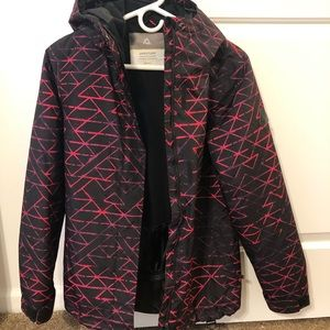 Aperture snowboarding jacket SMALL from Zumies